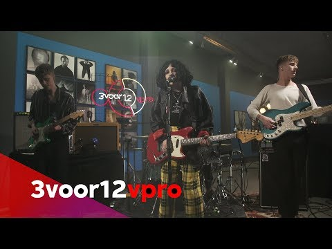 Pale Waves  -  3voor12 session Noorderslag 2018