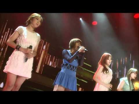 110916 Sunny Hill-Pray @MTV The Show