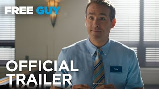 Free Guy | Official Trailer | 20th Century FOX