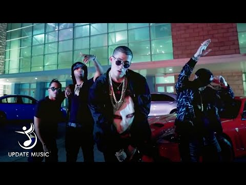 Caile (Video Oficial) - Bad Bunny X Bryant Myers X Zion X De La Ghetto X Revol
