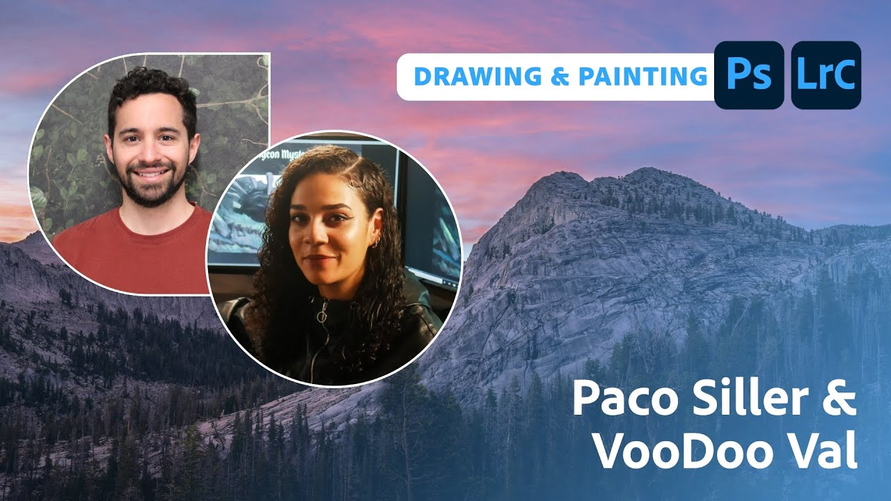 Drawing for Wildfire Awareness with Paco Siller & VooDoo Val