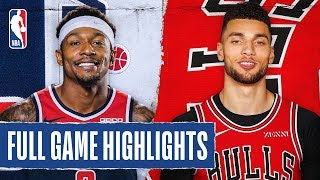 WIZARDS at BULLS | FULL GAME HIGHLIGHTS | January 15, 2020