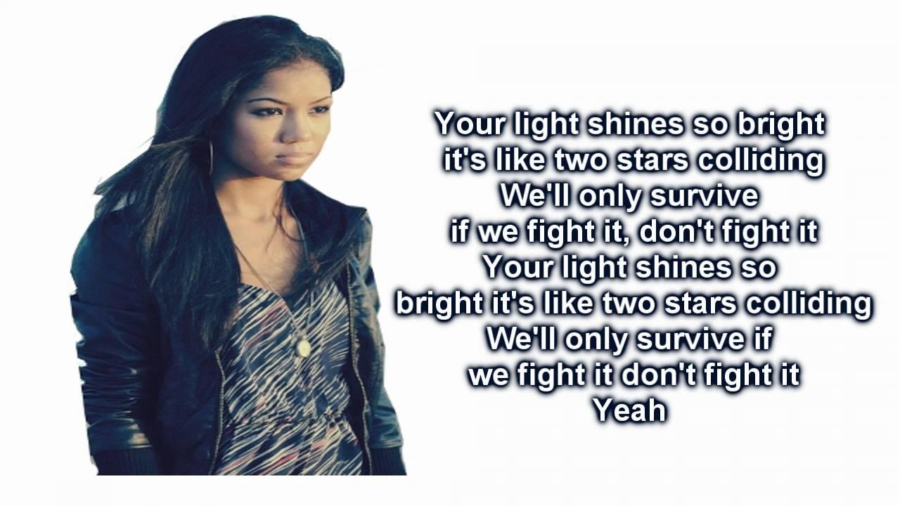 Jhene Aiko - You Vs. Them (Lyrics) - YouTube