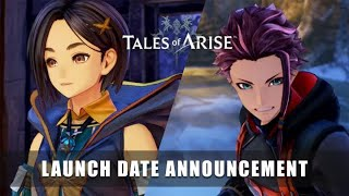 Tales of Arise has a new release date