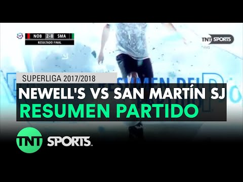 Newell's Old Boys vs San Martin De San Juan