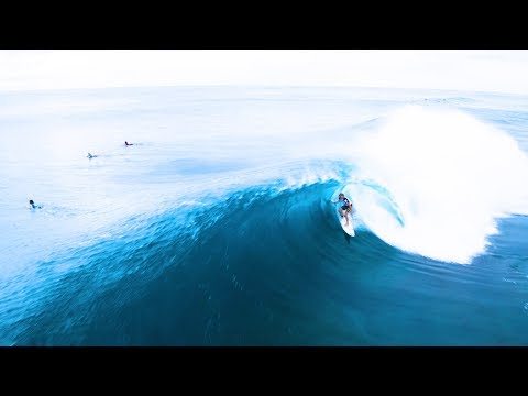 Experience Hawaii's beauty from above| Volcom Pipe Pro 2018 Drone View