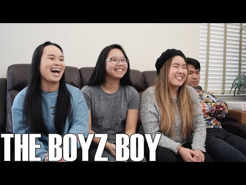 The Boyz - Boy (Reaction Video)