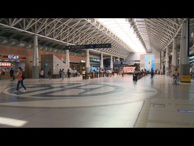 新烏日站通車12年 3層樓空間閒置