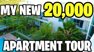 I GOT AN APARTMENT IN DOMINICAN REPUBLIC!!