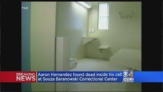 Inside The Prison: Investigations Underway Into Prison Procedures After Hernandez Suicide