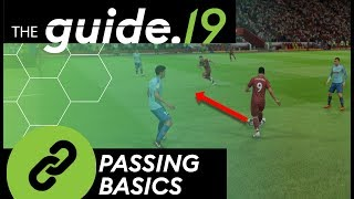 FIFA 19 PASSING TUTORIAL | Avoid ERRORS in PASSES by understanding the BASICS | [FIFA 19 Tutorial]