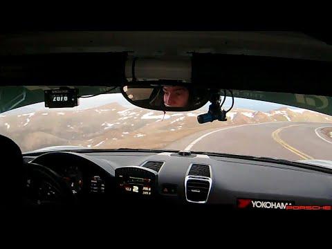 Travis Pastrana vs. Pikes Peak 2019