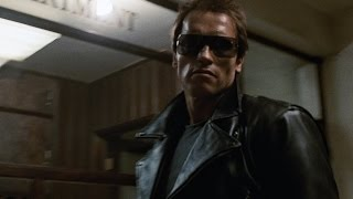 Terminator - Police Station Shootout (HD)