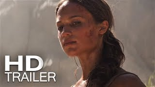 TOMB RAIDER: A ORIGEM | Trailer (2018) Legendado HD