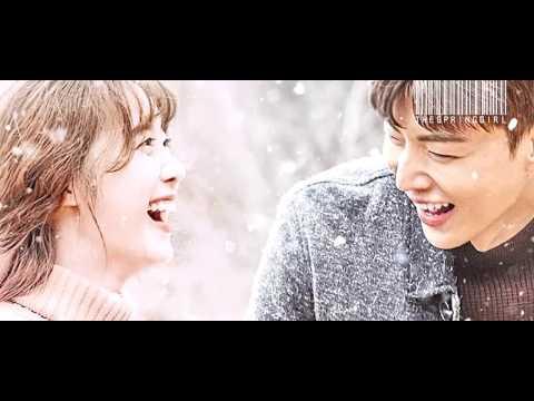 When ahn jae  hyun make Surprised koo hye sun