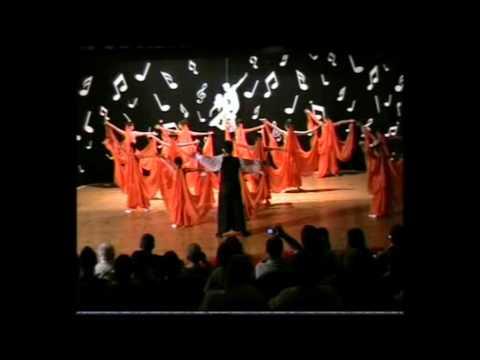 Baixar The Pussycat Dolls feat. AR Rahman - Jai Ho @ Saggio Finale 20 Giugno 2009