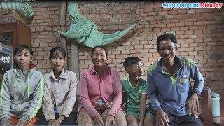 Một ngày ra đồng cùng Vợ Chồng Anh Bảnh, Chị Xuân nhà rất nghèo | Cuộc Sống Quê Miền Tây 24/7/2019