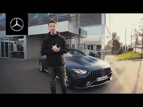 INSIDE AMG – Acceleration | Can Felix Beat the RACE START?