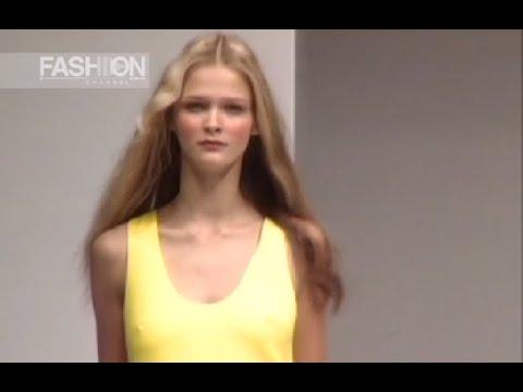 MAX MARA Spring 1999 Milan - Fashion Channel