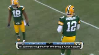 Patriots @ Packers 2014 (Week Thirteen)