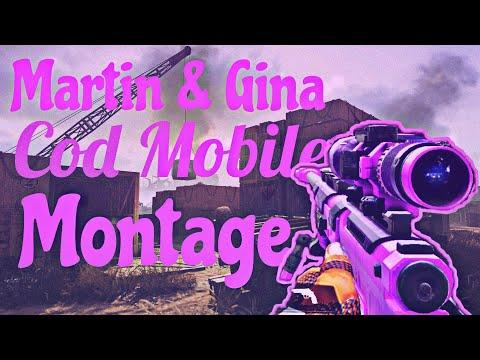 Martin & Gina  🤴🏾👸🏽   Cod Mobile Montage