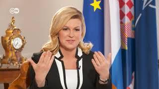 Grabar Kitarović: Otići ću u Beograd vrlo rado, ali…