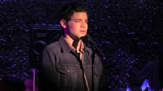 "Jeremy Jordan sings ""Caught in the Storm"" by Pasek & Paul from Season 2 of SMASH.  Sheet mus"