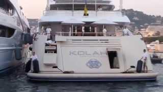 See [Sheikh KHALED AL JUFFALI]'s Crazy US$ 80,000,000 KOLAHA Yacht