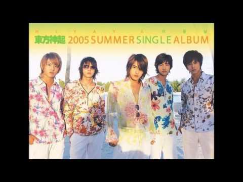 『K-POP ♪ 2005』 동방신기 (TVXQ!) - Hi Ya Ya 여름날 + Audio mp3