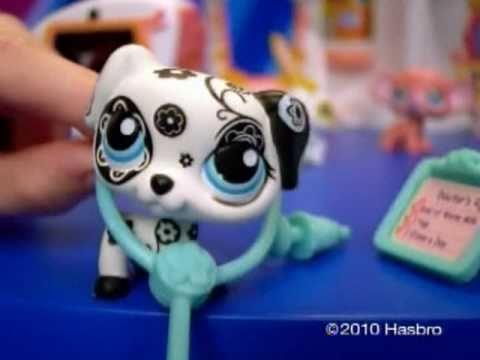 Littlest Pet Shop Ad  - (15 second spot)