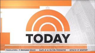 NBC Today Show Graphics - Jan 2019