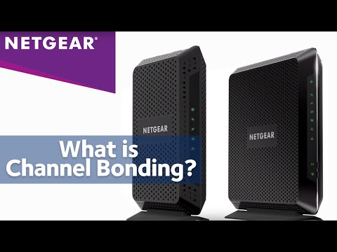 video NETGEAR Nighthawk Modem Router Combo