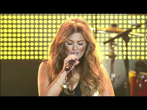 Amaia Montero - Quiero Ser - Rock in Rio Madrid 2012