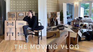 MOVING DAY! And *ALL* The Unpacking | The Anna Edit