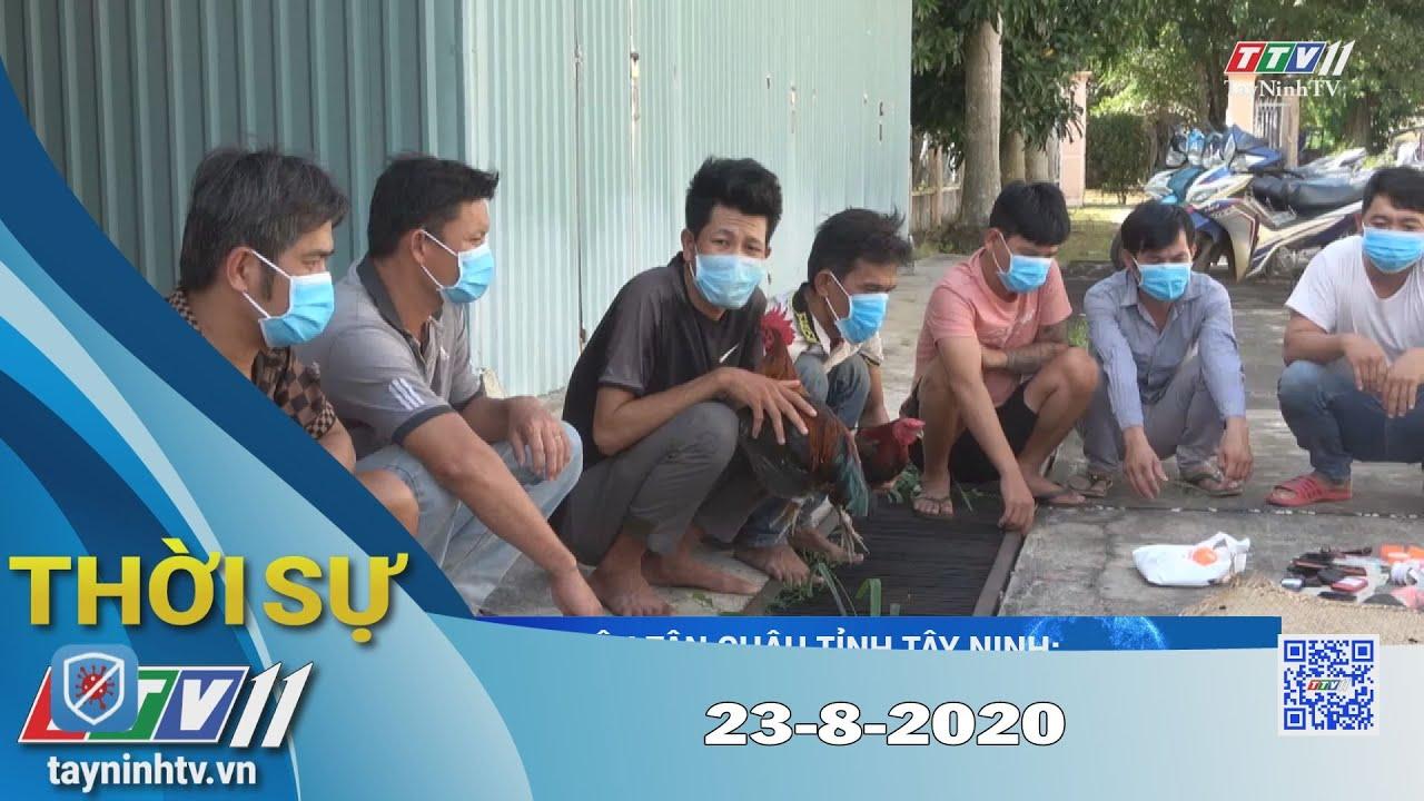 Thời sự Tây Ninh 23-8-2020   Tin tức hôm nay   TayNinhTV