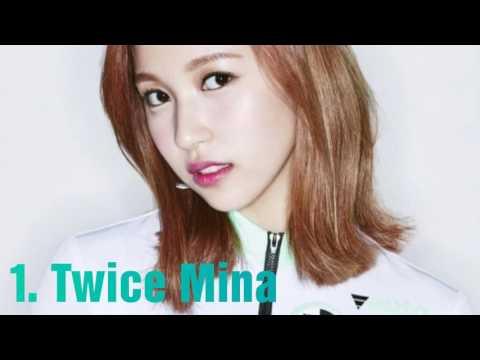 Top 3 Most Beautiful Twice Members per era.