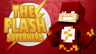 Minecraft Mods ★ THE FLASH - SUPERHERO ★ Crazy Craft 2 [Ep.5]