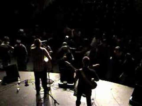 Straight Trippin- Señor Hardcore  4/18/08 ramona rocks show
