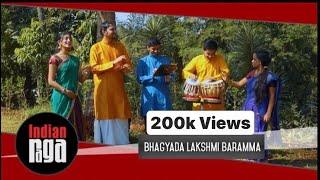 Bhagyada Lakshmi Baramma   Kannada   Purandaradasa   Indian Classical Music