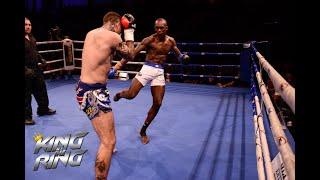 King in the Ring Trans Tasman 8 Man Semi Final 2: Israel Adesanya vs Mark Timms