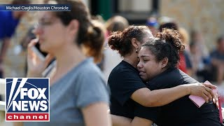 Gunman in custody after 8 dead in Texas school shooting