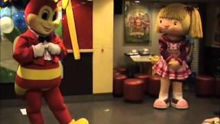 EPIC dance battle with Jollibee