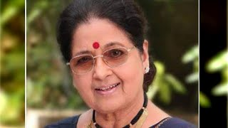 Veteran actress Ashalata Wabgaonkar dies of COVID-19..