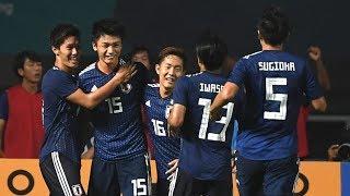 هدف مباراة الإمارات 0-1 اليابان   نصف نهائي دورة الألعاب الآسيوية 2018 ...