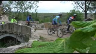 Más de 500 ciclistas en la segunda MTB Camino de San Frutos