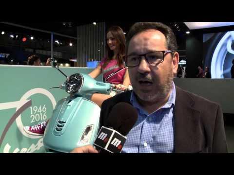 Novedades Aprilia/Vespa Salón Milán 2015