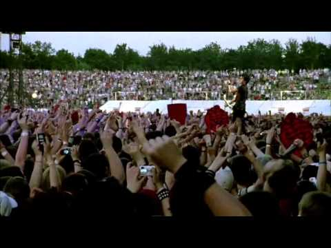 Green Day Holiday [ Live In England ]