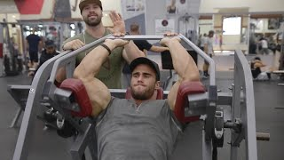 Bradley Martyn & Calum Von Moger COLLAB IS HERE!