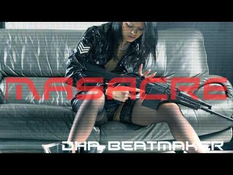 Hard Hip Hop Instrumental Rap Beat - MASACRE