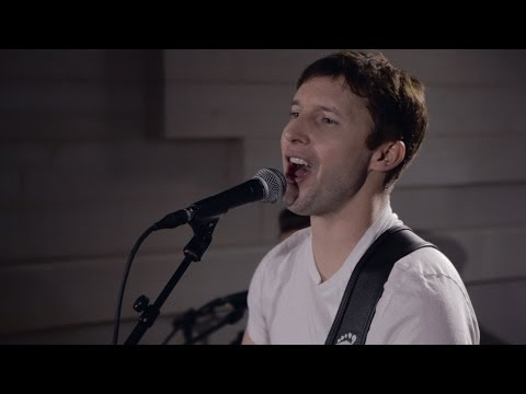James Blunt - Bonfire Heart (acoustic live at Nova Stage)
